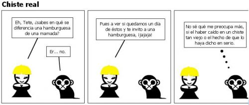 58 Chiste real