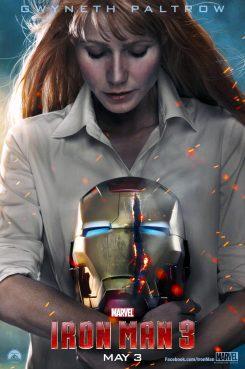 Gwyneth Paltrow como Pepper Pots.