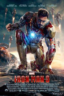 Robert Downey Jr. como Tony Stark/ Iron Man.