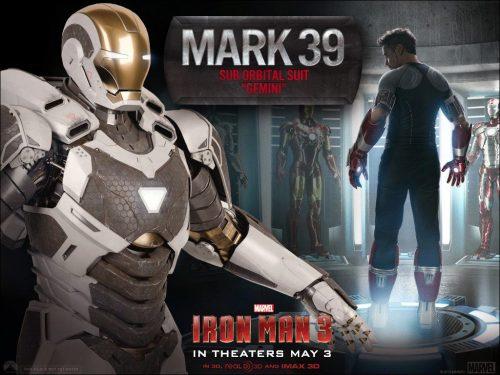 """Mark 39: Space Suit """"Gemini"""""""