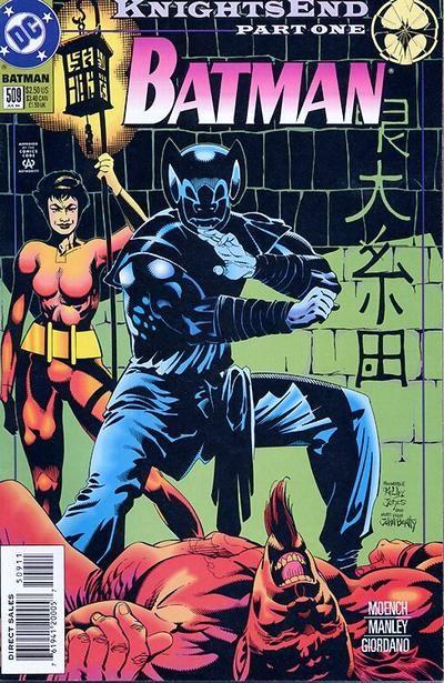 Batman - Knightsend
