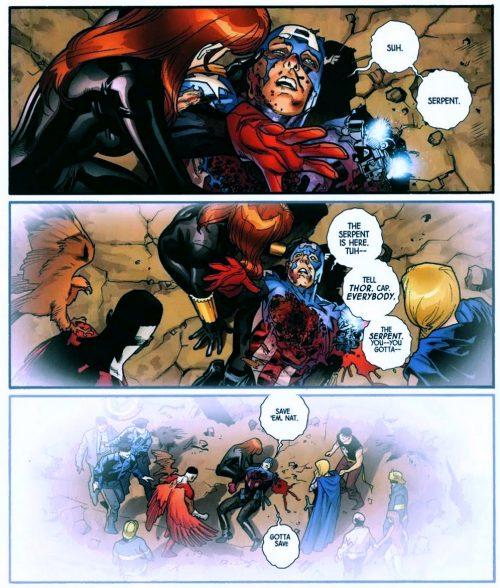 Muerte Bucky Barnes