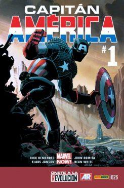 Capitán América Vol.8 Nº26