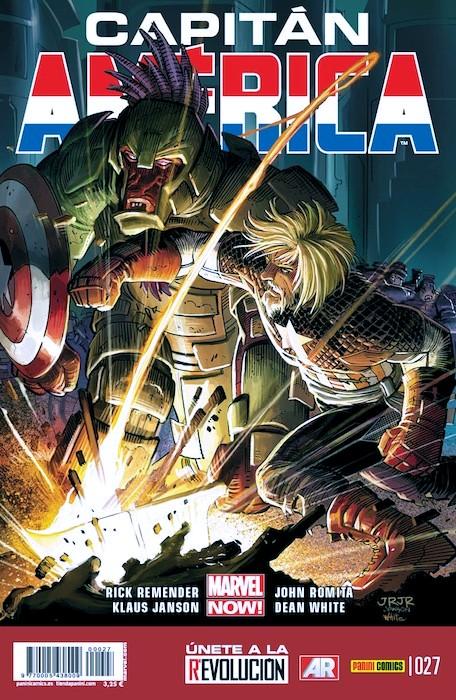 Capitán América Vol.8 Nº27
