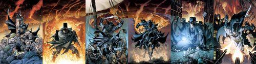 El Retorno De Bruce Wayne