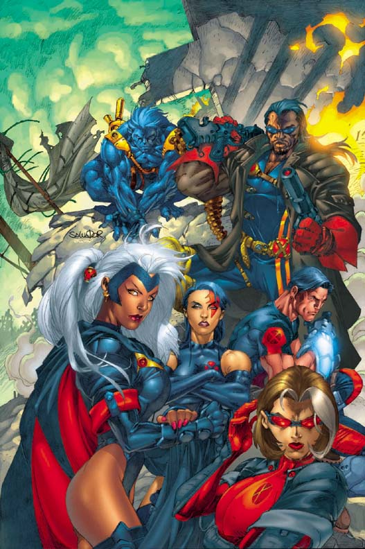 Extreme X-Men