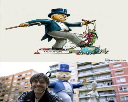 Fallas 2013 - Paco Roca