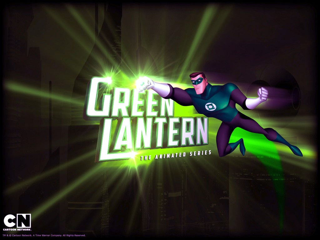 Green Lantern Animated Series