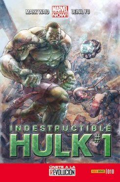 Indestructible Hulk Nº10