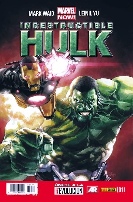Indestructible Hulk Nº11