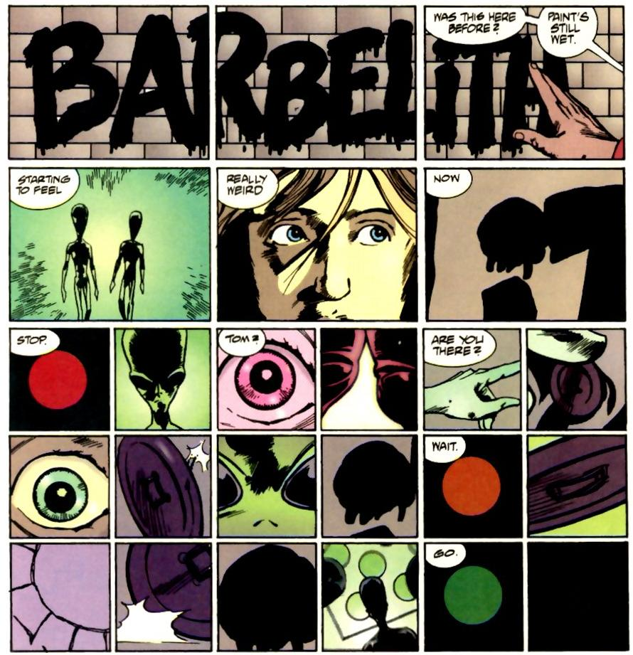 Invisibles-Barbelith
