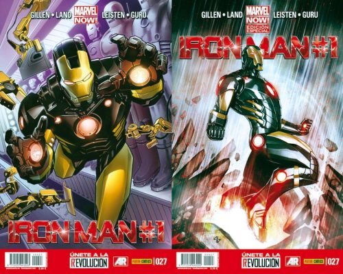Iron Man Nº27 (Panini)