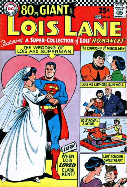 Lois Lane & Superman