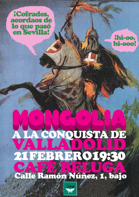 Mongolia en Valladolid