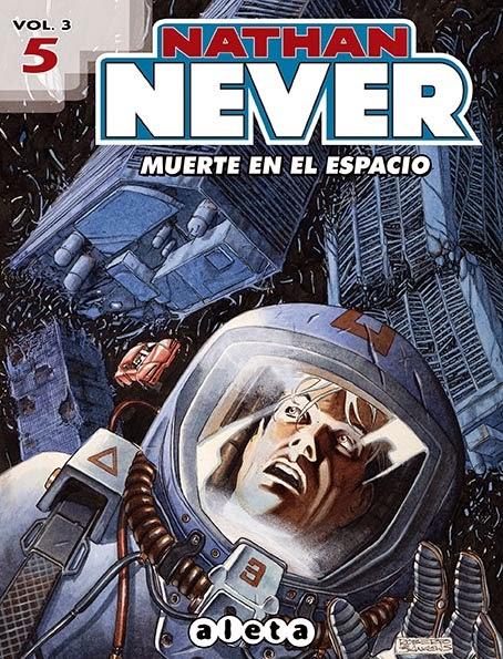 Nathan Never 49 portada