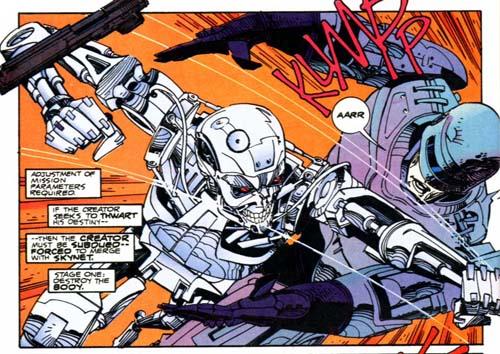 RoboCop-Vs-Terminator-viñeta