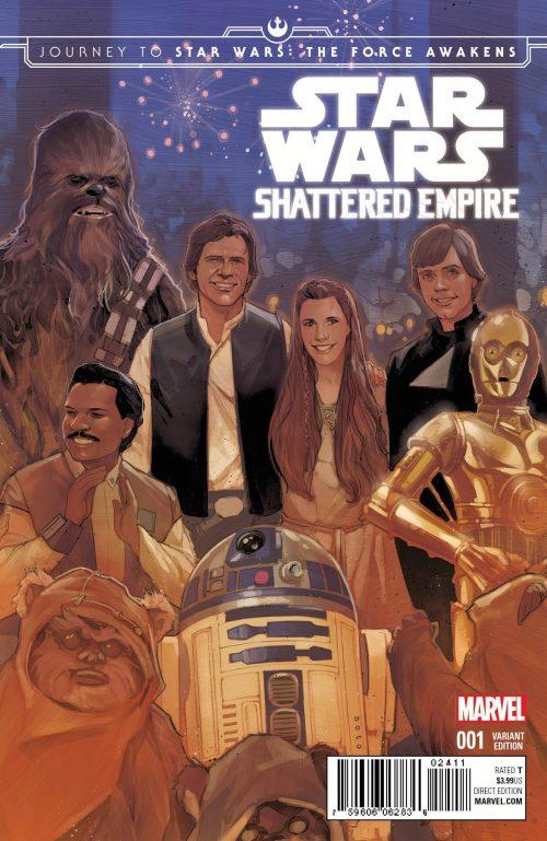 Shattered Empire 2
