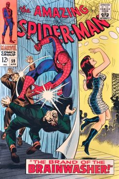 Spiderman & Mary Jane