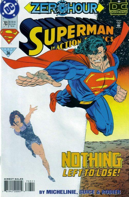 Superman Hora Zero