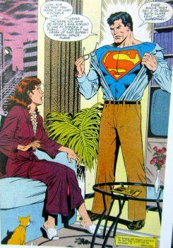 Superman Identidad Lois