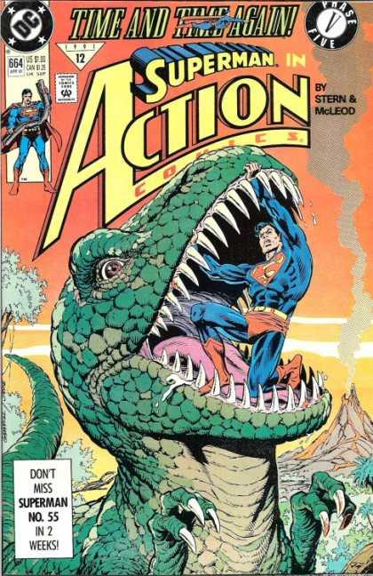 Superman Viaje En El Tiempo