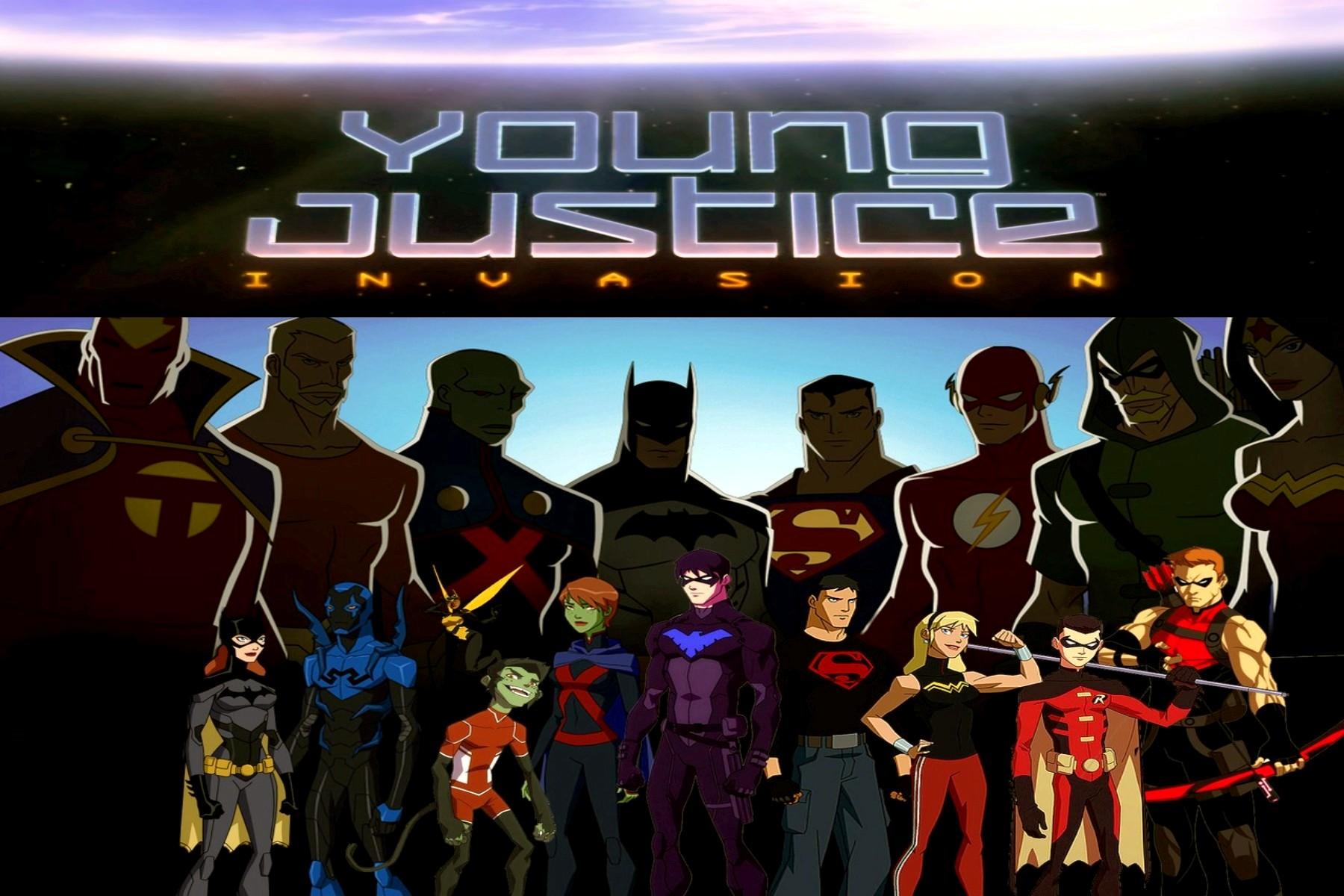 Young Justice - Invasión