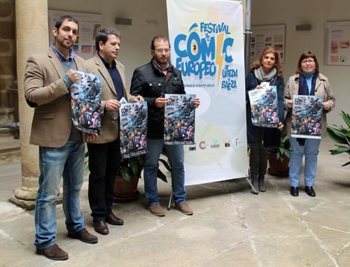 festival de comic europeo ubeda baeza