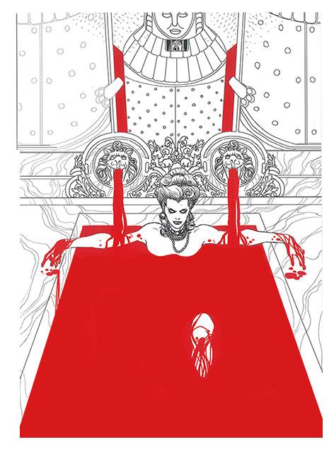 ilustracion+condesa+sangrienta