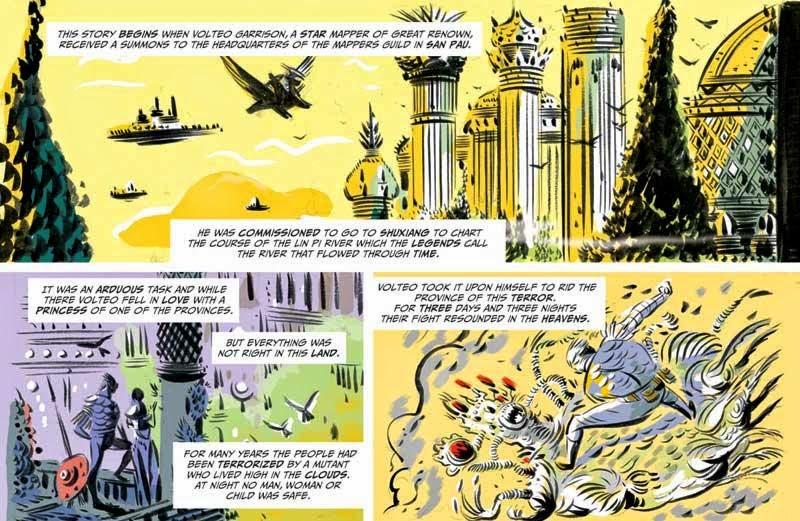rocketo comic 3