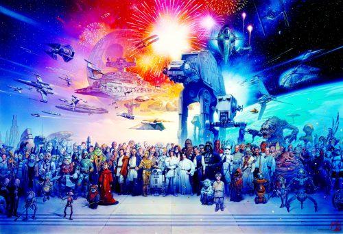 Tsuneo Sanda_25th Anniversary Star Wars