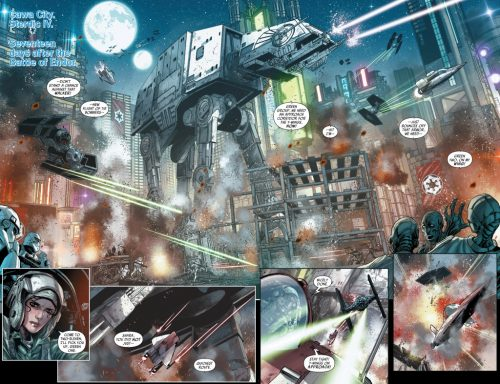 Journey to Star Wars - The Force Awakens - Shattered Empire 002-006