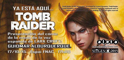 Presentacion Tomb Raider