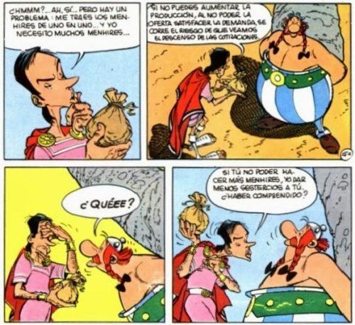 asterix - obelix y compañia - 18b