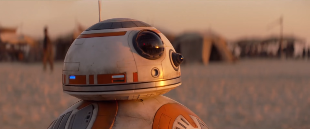 ¡EXCLUSIVA! Entrevistamos a BB-8 de STAR WARS