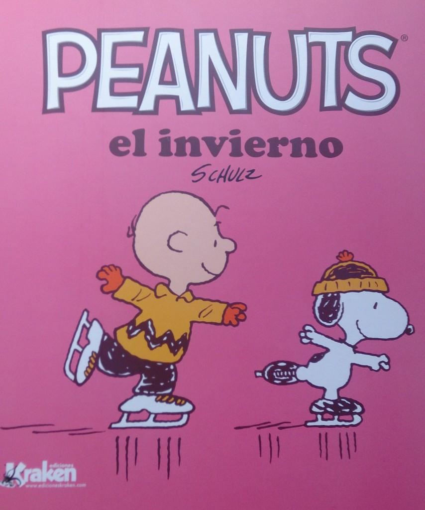 La Casa de Té de Lamastelle-san: Peanuts: el invierno.