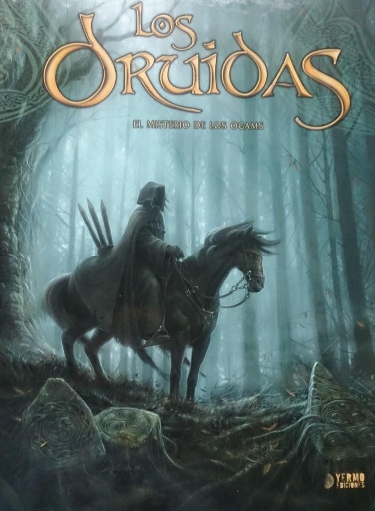 Reseña: Los Druidas, de Istin, Jigourel y Lamontagne.