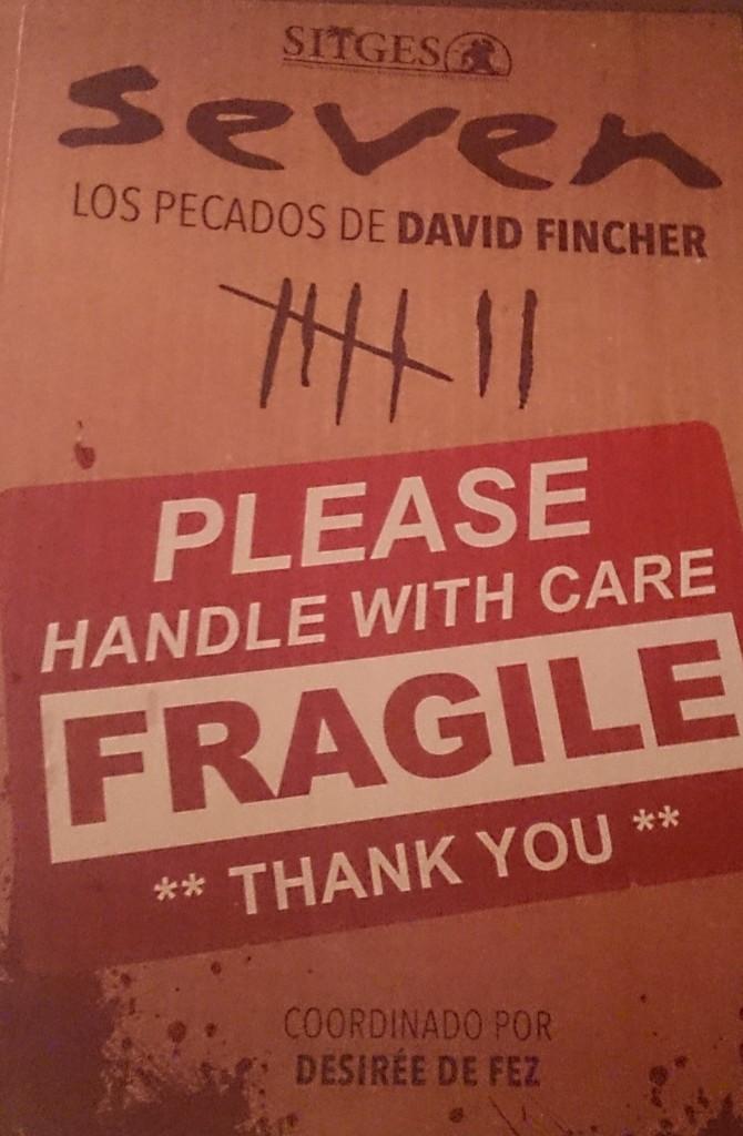 Reseña: Seven, los pecados de David Fincher.