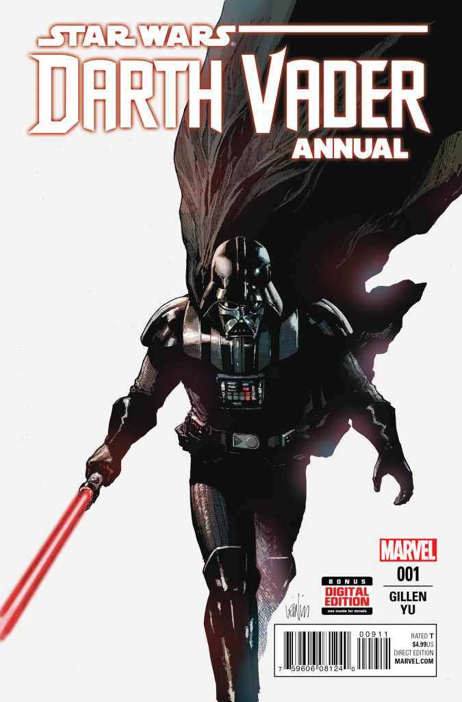 Reseña: Star Wars: Darth Vader Annual 1/2015