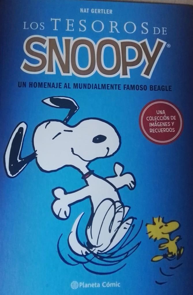 Reseña: Los Tesoros de Snoopy.