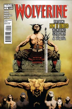 wolverine goes to hell 5