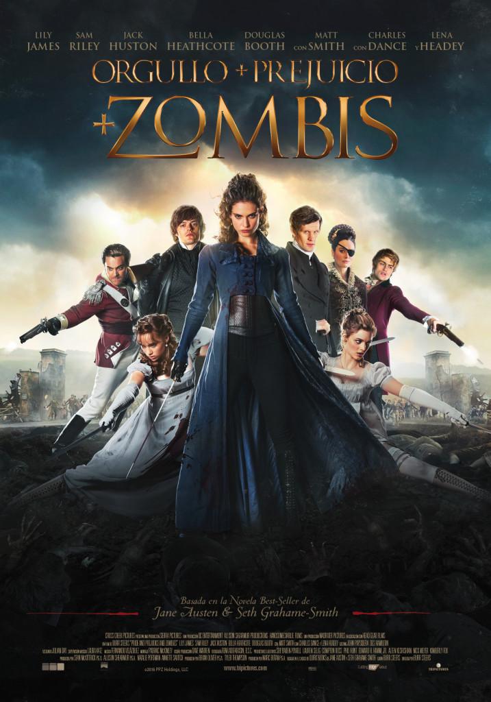Orgullo Prejuicio Zombies 4