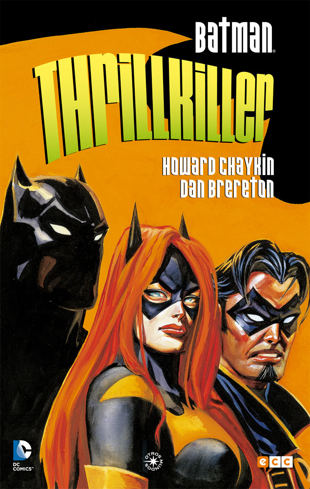 Reseña: Batman Thrillkiller