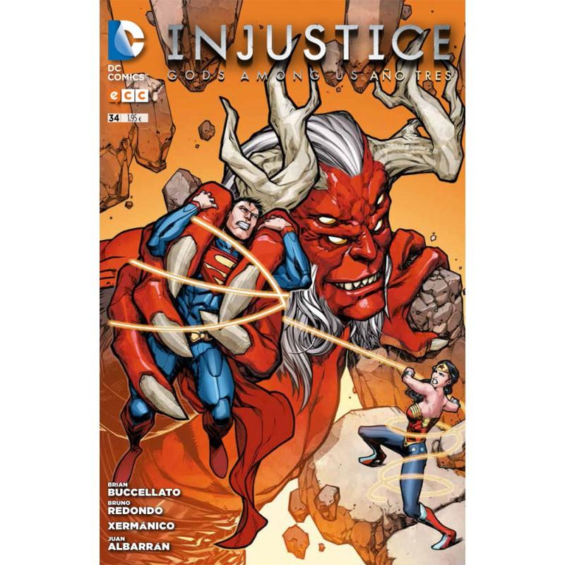 Reseñas desde Star City: Injustice. Año Tres.