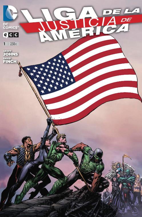 Liga de la Justicia de América (1)