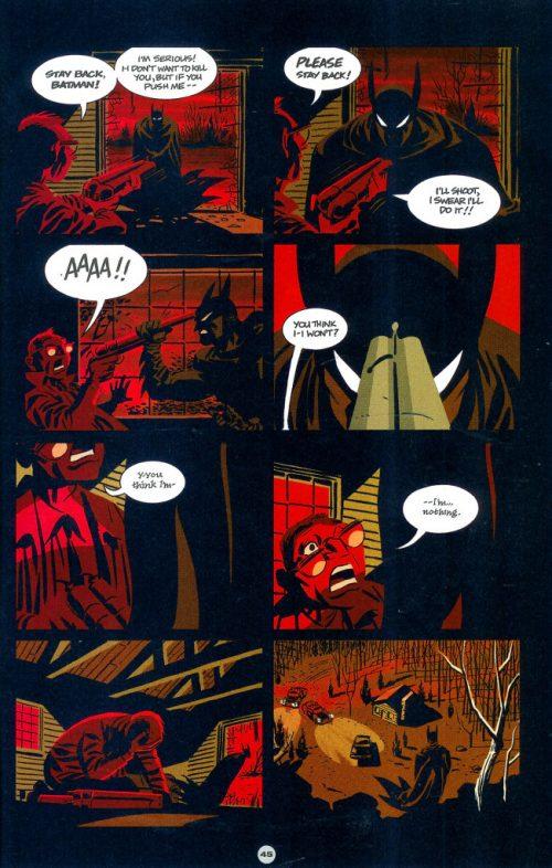 Grandes autores de Batman: Darwyn Cooke 4