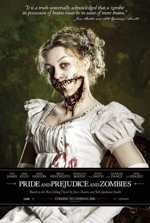 Orgullo Prejuicio Zombies 3