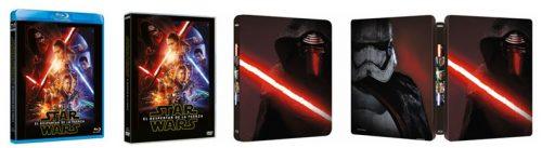 Star Wars DVD BD