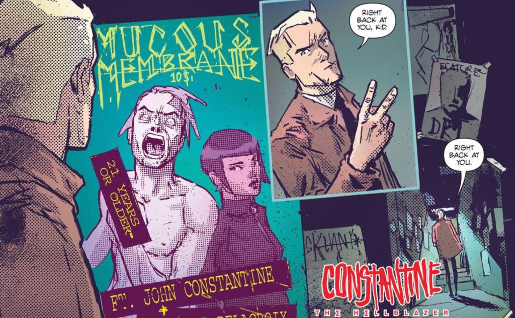 Constantine-Hellblazer 2