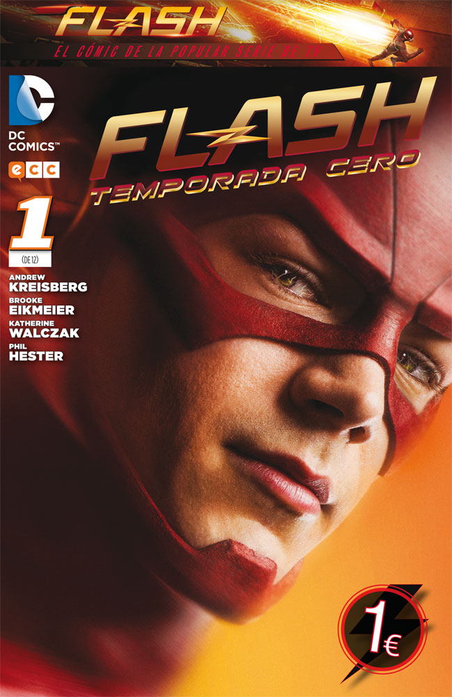 The Flash: Temporada Cero