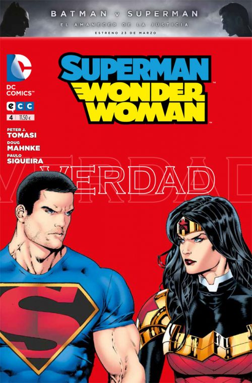 superman wonder woman 4